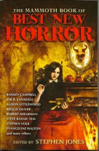 Mammoth Book of Best New Horror